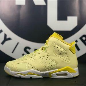 Nike Air Jordan 6 Retro Dynamic Yellow 543390-800